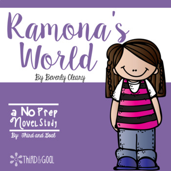 Ramona's World Novel Study