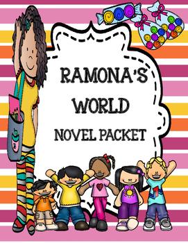 Ramona's World Novel Study Packet