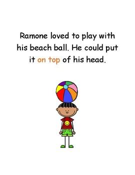 Ramone and the Beach Ball