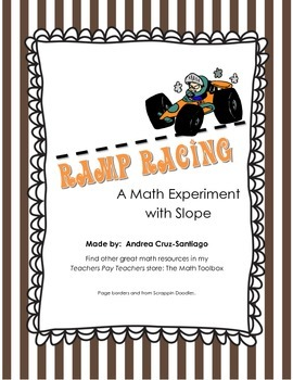 Ramp Racing: A Math Experiment with Slope & Function of Best Fit
