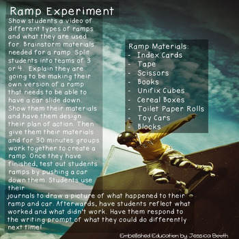 Ramp STEM for Early Learners {K-2}