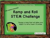 Ramp and Roll STEM Challenge (SAMPLE)