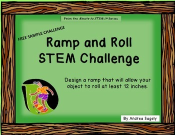 Ramp and Roll STEM Challenge (SAMPLE)