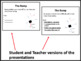 Ramps, Pulleys and Forces - Physics PowerPoint Lesson with Worksheet
