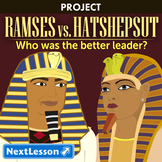 Ramses Vs. Hatshepsut - Projects & PBL