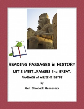 Ramses the Great, Pharaoh of Ancient Egypt: A Reading Passage