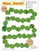 Rana Ranita (Spanish verb or vocabulary board game)