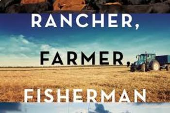 Rancher Farmer Fisherman Documentary Viewing Guide Discovery Channel