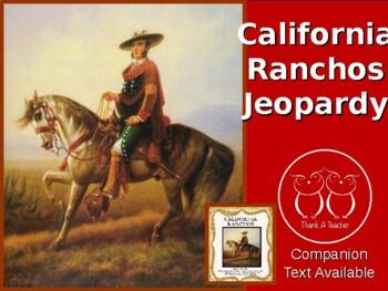 Rancho Jeopardy