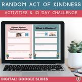 Random Act of Kindness Activity Packet | Google Classroom