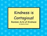 Random Act of Kindness Freebee