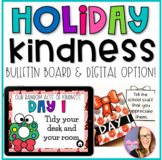 Random Acts of Holiday Kindness Bulletin Board