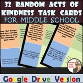 Random Acts of Kindness Activity: Distance Learning / Goog