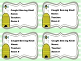 Random Acts of Kindness, Bee Theme