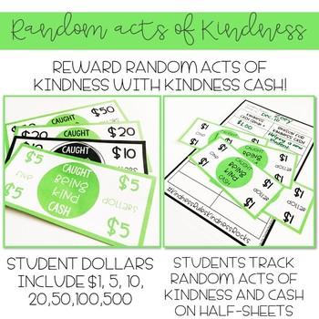 Random Acts of Kindness Rewards