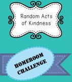 Random Acts of Kindness Challenge