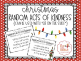 Random Acts of Kindness | Christmas
