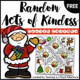 Random Acts of Kindness Cootie Catcher FREEBIE
