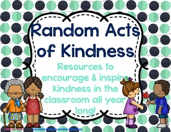Random Acts of Kindness - Inspire Kindness in & Beyond the