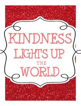 Random Acts of Kindness - Lights!