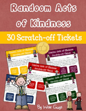 Random Acts of Kindness Scratch-off Tickets