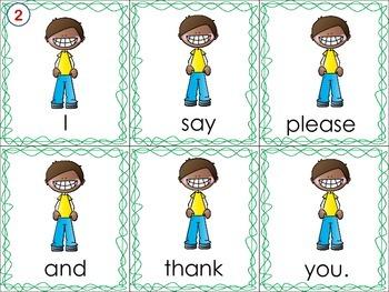 Random Acts of Kindness Sentence Scramble-Freebie