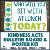 Random Acts of Kindness Posters and Bulletin Board