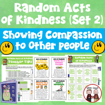 Random Acts of Kindness Set 2