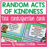Elf on the {Classroom} Shelf Idea:  Random Acts of Kindness Cards