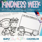 Kindness Week - Handouts, Lessons, & Bulletin Board