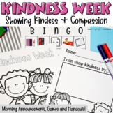 Kindness Week - Handouts, Lessons, & Bulletin Board