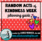 Random Acts of Kindness Week plan