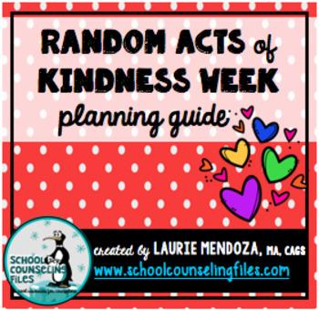 Random Acts of Kindness Week plan