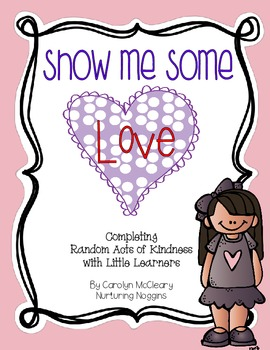 Random Acts of Kindness for Little Learners