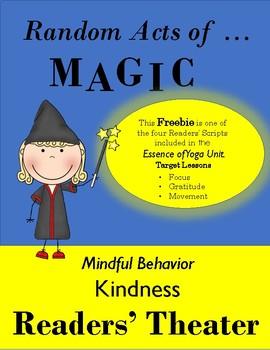 Random Acts of Magic - Creative, Calm Curriculum