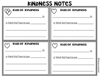 Random Acts of the Classroom Kind!