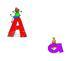Random Alphabet PowerPoint