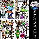 Random Clipart MEGA Bundle 1