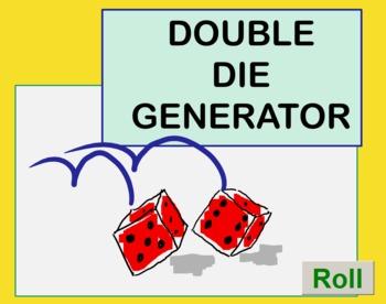 Random Dice Generator (PowerPoint)