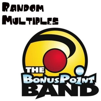 """Random Multiples"" (MP3 - song)"
