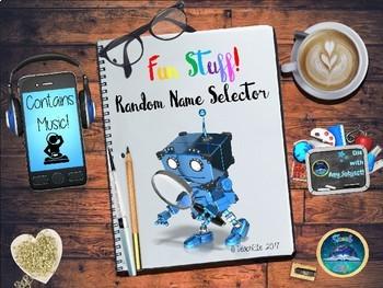 Back To School : Random Name Selector
