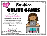 Random Online Games: Growing Pack! | Distance Learning, In