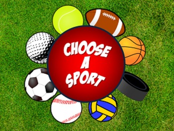 Random Points Generator - Sports Themed