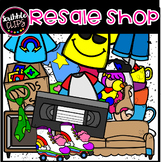 Random Resale Shop (scribble clips)