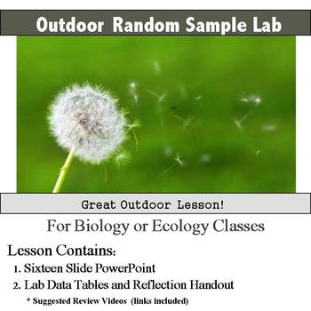 Random Sampling Cross-Curricular Ecology Lab