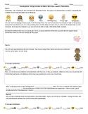 Random Sampling and Making Inferences ~ Investigation Activity 7th Grade Math