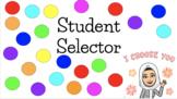 Random Student Selector