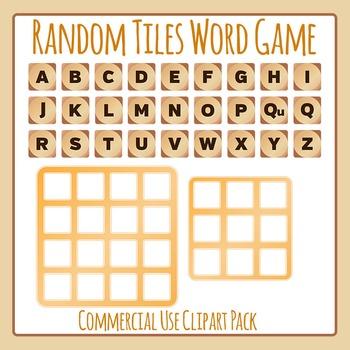 Random Tiles Game - Similar to Boggle or Boggle Like - Com