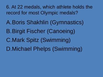 Random Trivia!