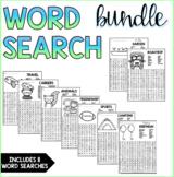 Random Word Searches
